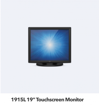 19 Touch Screen Monitor Model 2