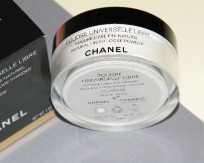 Chanel Poudre Universelle Libre Natural Finish Loose Powder #10 Limpide โปร่งแสง