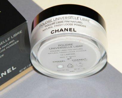 Chanel Poudre Universelle Libre Natural Finish Loose Powder #10 Limpide โปร่งแสง