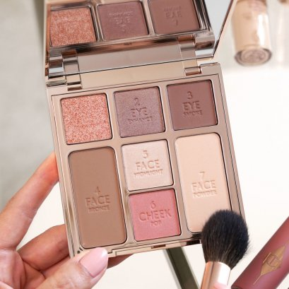 Charlotte Tilbury INSTANT LOOK IN A PALETTE #PRETTY BLUSHED BEAUTY