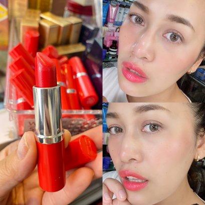 Clinique Pop Lip Colour+Primer Rouge Intense+Base 3.8g #06 Poppy Pop
