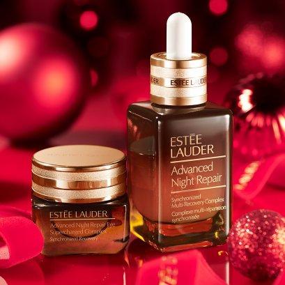 Estee Lauder Travel Exclusive Maximize Your Beauty Sleep (ANR Multi สูตรใหม่ 50ml + Eye Supercharged Complex 15ml)