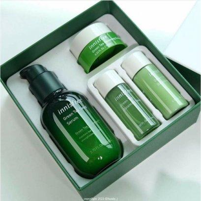 Innisfree Green tea seed serum Special Set 4 items