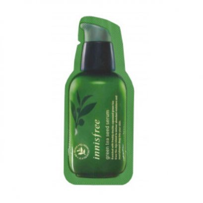 Innisfree Green Tea Seed Serum 1ml (แบบซอง)