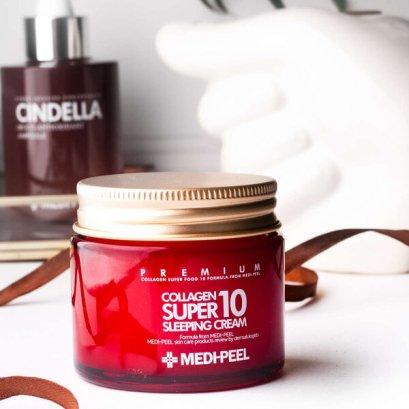MEDI-PEEL Collagen Super10 Sleeping Cream 70ml