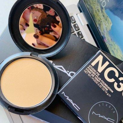 MAC Studio Fix Powder Plus Foundation 15g #NC30