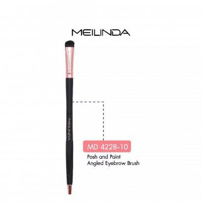 Mei Linda Posh and Paint Eyebrow Brush #10 แปรงเขียนคิ้ว