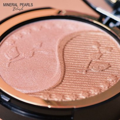 Merrez'Ca Mineral Pearls Blush 18g. #301 Highlight & Bronzer