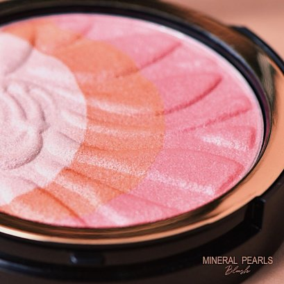 Merrez'Ca Mineral Pearls Blush 18g. #OR102 Sexy Cheek