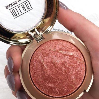 Milani Baked Blush 3.5g #02 Rose D'Oro