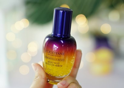 L'OCCITANE IMMORTELLE OVERNIGHT RESET OIL IN SERUM 30ml
