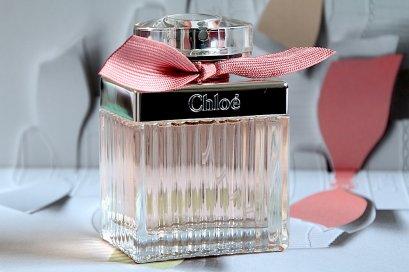 Chloe Roses De Chloe Eau De Toilette 75ml (กล่อง Tester) โบว์ชมพู