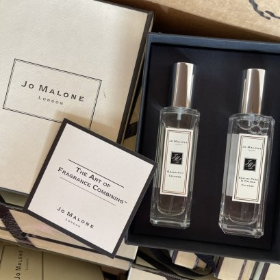 JO MALONE Combining Duo English Pear & Freesia 30ml + Grapefruit Cologne 30ml