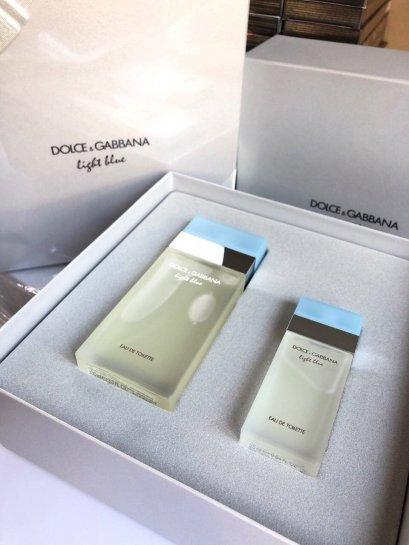 Dolce & Gabbana Light Blue for Women SET