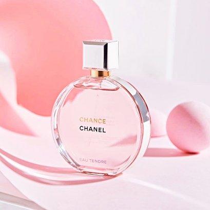 Chanel Chance EAU Tendre Eau de Toilette 50ml (สีชมพู)