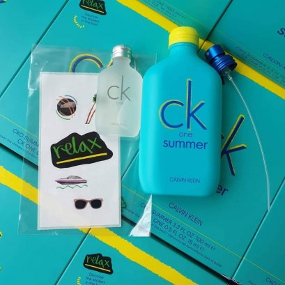 CK One Summer Limited 2020