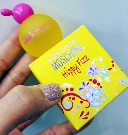MOSCHINO Cheap And Chic Hippy Fizz EDT 4.9ml