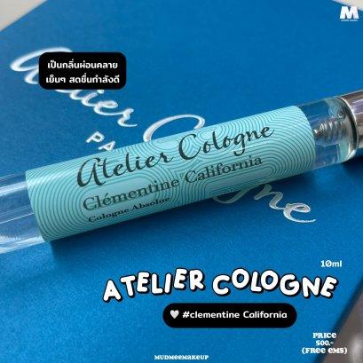 ATELIER COLOGNE 10ml #Clementine California (No box)