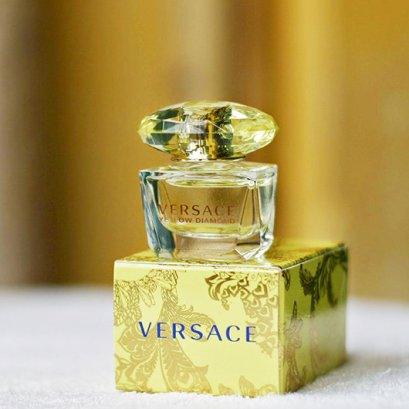 Versace Yellow Diamond For Women EDT 5ml
