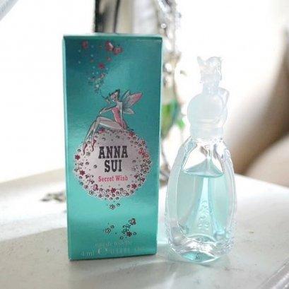 Anna Sui Secret Wish EDT 4ml