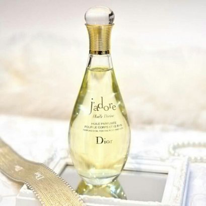 DIOR J'adore Huile Douche Et Bain Bath And Shower Oil 200ml (No Box)