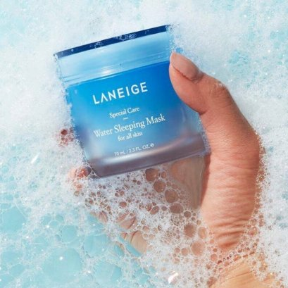 LANEIGE Water Sleeping Mask 70ml สีฟ้า