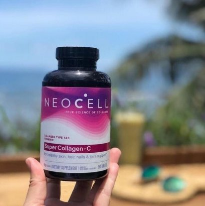NEOCELL SUPER COLLAGEN+C TYPE 1&3 6000MG (NEW PACKAGE) 250 TABLETS