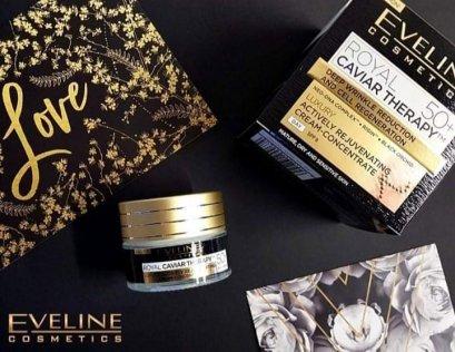 Eveline Royal Caviar Therapy 50+ Day Cream 50ml.