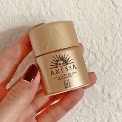 Anessa Perfect UV Sunscreen Skincare Milk SPF50+/PA++++ 12ml (Mini)