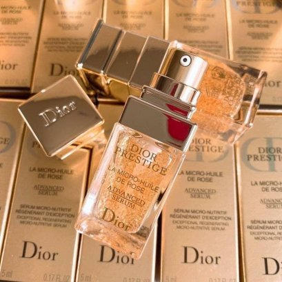Dior Prestige La Micro-Huile De Rose Advanced Serum 5ml (สูตรใหม่)