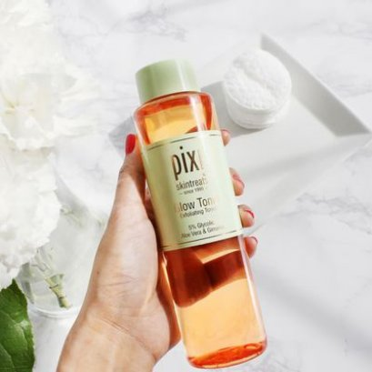 Pixi Glow Tonic 5% Glycolic Acid Exfoliating Toner 250ml