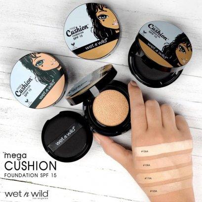 Wet n Wild Mega Cushion Foundation SPF15