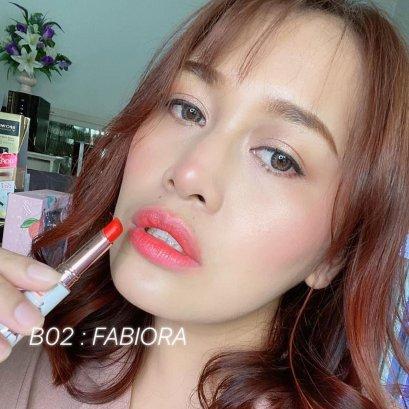 Bisous Bisous Carrousel de Paris Tint Lip Balm #B02 FABIOLA
