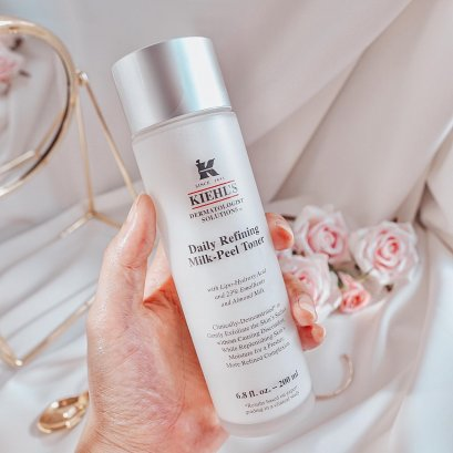 Kiehl's Daily Refining Milk-Peel Toner 200ml.