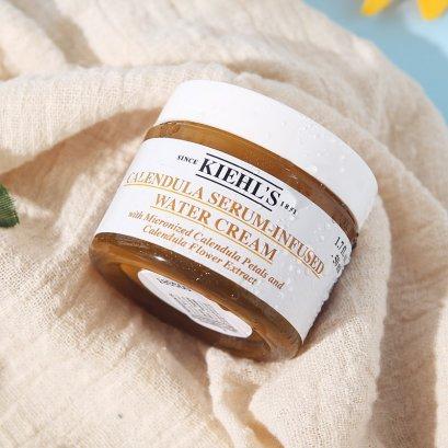 Kiehl's Calendula Serum-Infused Water Cream 50ml.