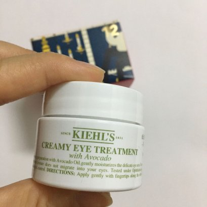 Kiehl's Creamy Eye Treatment with Avocado 14g.