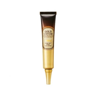 *พร้อมส่ง*Skinfood Gold Caviar Collagen Plus Eye Cream 60,000 Won 45 ml.