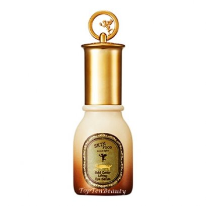 *พร้อมส่ง*Skinfood Gold Caviar Lifiting Eye Serum Wrinkle Care 22,000 Won