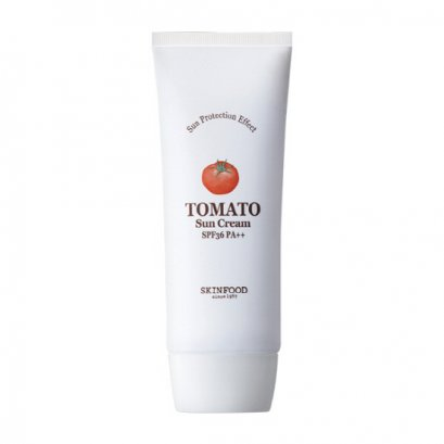 *พร้อมส่ง*Skinfood Tomato  Sun Cream SPF 36 PA++ (UV Protection) 6,900 Won