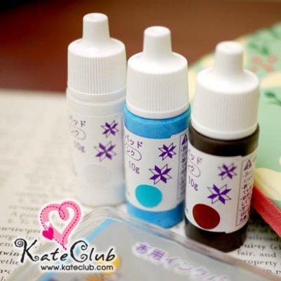 หมึกเติมสำหรับ Erasable Fabric Ink จาก Busy Bee - หมึกจะหายไปเมื่อนำไปซัก *มีให้เลือก 3 สี