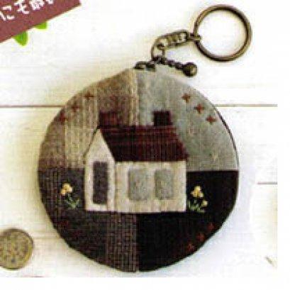 SALE - ชุดอุปกรณ์เย็บกระเป๋าใบเล็ก My House By Olympus