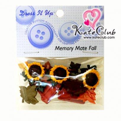กระดุม Memory Mate Fall - 2180