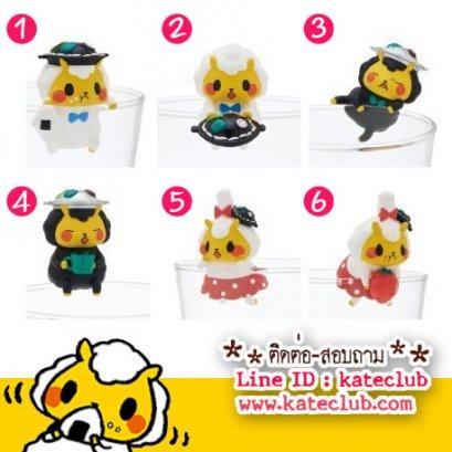 (พร้อมส่ง No.1-6 และแบบยกเซท) ตุ๊กตาเกาะแก้ว PUTITTO - JIN kun of JINGISUKAN