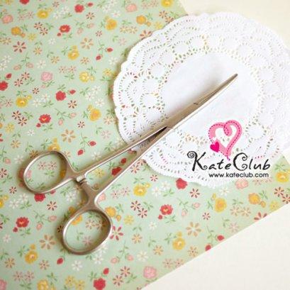 (หมดค่ะ) กรรไกรกลับผ้าปลายโค้ง Craft House ความยาว 14 cm  - ใช้ช่วยกลับผ้าตอนเย็บตุ๊กตา หรือชิ้นงานเล็กๆ
