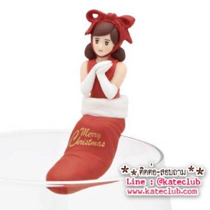 (พร้อมส่งเบอร์ 3) สาวน้อยเกาะแก้ว Cup no Fuchiko Christmas
