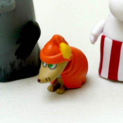 (พร้อมส่งเบอร์ 5) Moomin The Valley Figure Mascot Part 1