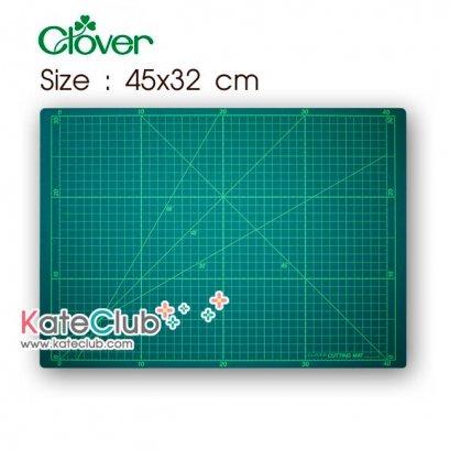 (หมดค่ะ) แผ่นรองตัด Cutting Mat จาก Clover ขนาด 45x32 cm