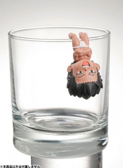 (พร้อมส่ง No.6) ตุ๊กตาเกาะแก้ว - Gintama Choito Ippuku Shimasenka