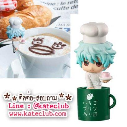 (พร้อมส่งเบอร์ 1) ตุ๊กตาเกาะแก้ว - Gintama YOROZUYA CAFE