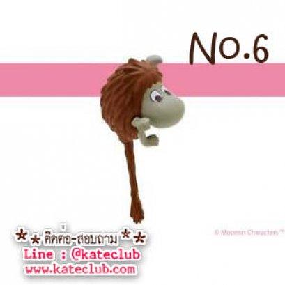(พร้อมส่งเบอร์ 6) ตุ๊กตาเกาะแก้ว PUTITTO Moomin Part 2 (ความสูงประมาณ 3.5-5 cm)